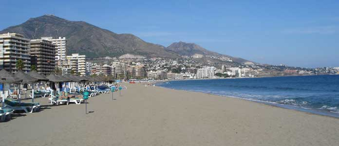 fuengirola beaches